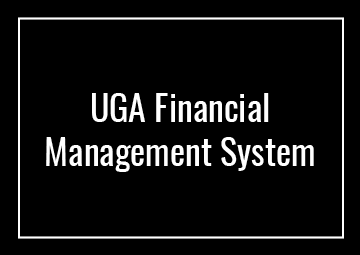 UGA Financial Management System